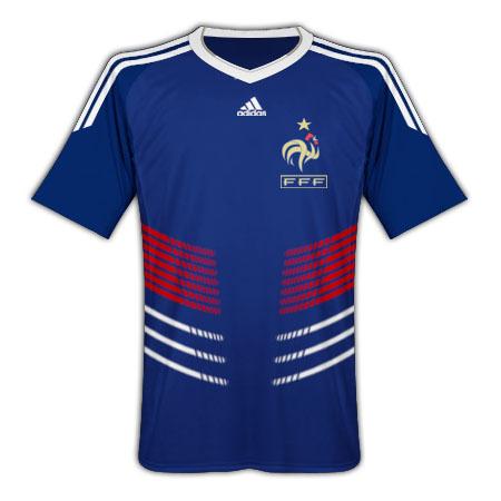 France kit
