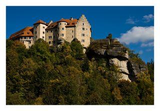 Burg rabenstein fränkische scweiz
