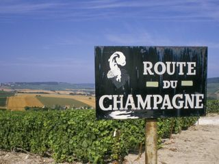 Busselle-michael-route-du-champagne-sign-near-epernay-marne-champagne-ardenne-france